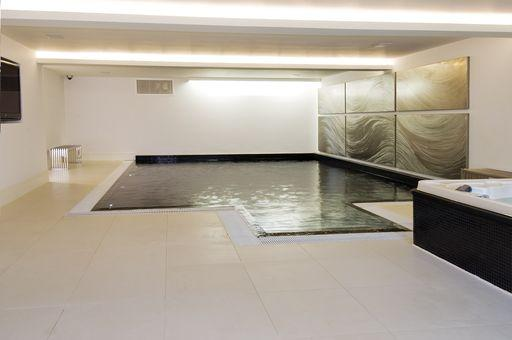 Our basement construction projects st albans basement Basement swimming pool construction